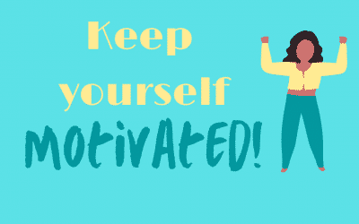 """Video: """"3 Keys To Keep Yourself Motivated!"""""""
