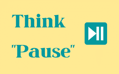 """Video: """"The power of pausing!"""""""