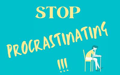 "Video: ""Procrastination and Perfectionism | 5 tips to stop procrastinating!"""